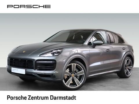 Porsche Cayenne S Coupe Hinterachslenkung
