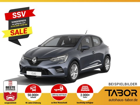 Renault Clio EXPERIENCE TCe 100 VZ-Erk