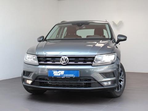 Volkswagen Tiguan Comfortline 2 0 TDI
