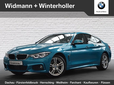 BMW 430 i xDrive Gran Coupé M Sport 546 EUR brutto
