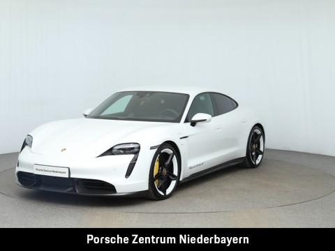 Porsche Taycan Turbo S | Beifahrerdisplay |