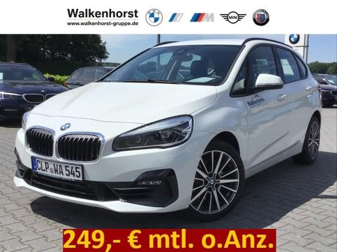 BMW 220 Active Tourer i HiFi 249 - mtl o Anz