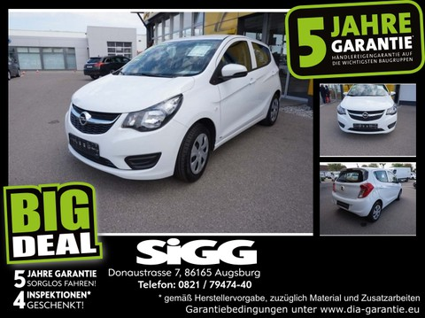 Opel Karl 1.0 Edition El