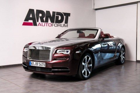 Rolls-Royce Dawn RR PreOwnd Active 21 Comfort Audio High