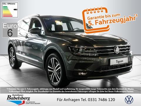 Volkswagen Tiguan 2.0 TSI Highline