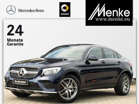 Mercedes-Benz GLC 300 Coupe°