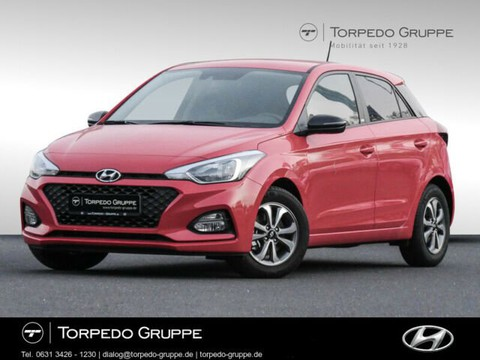 Hyundai i20 1.0 T 100PS SoEd YES AppleCP A