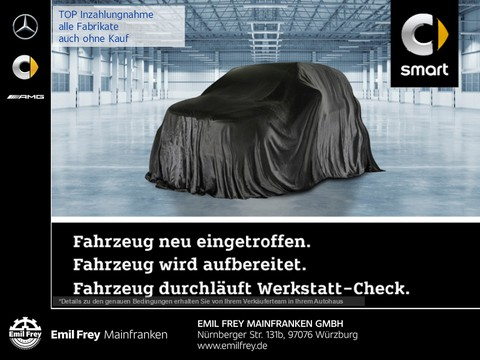 smart ForFour EQ passion 22kW Lader
