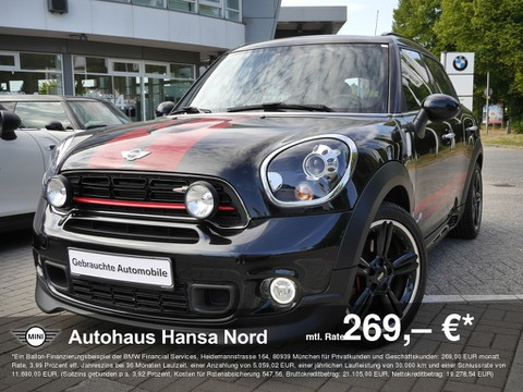 MINI John Cooper Works Countryman All4 HGSD