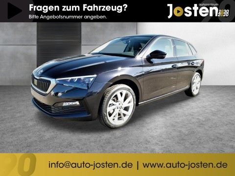 Skoda Scala 1.0 TSI Style vuh Wireless