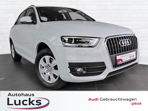 Audi Q3 2.0 TDI plus