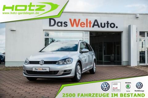 Volkswagen Golf Variant 2.0 TDI Golf VII Lounge Aktionsfinanzierun