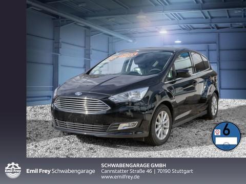 Ford C-Max 2.0 TDCi Start-Stop-System Titanium 110ürig (Diesel)