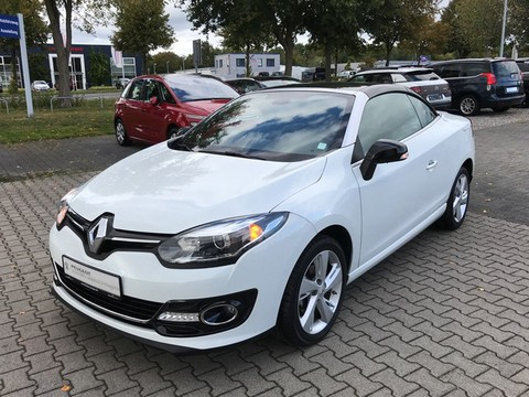 Renault Megane Energy dCi 130 Coupe-Cabri Luxe