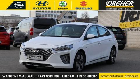 Hyundai IONIQ Touchscreen