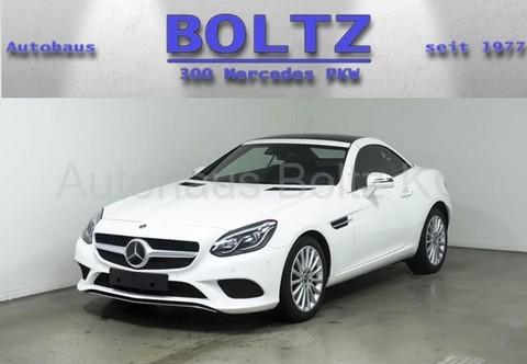 Mercedes-Benz SLC 300 undefined