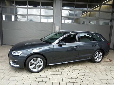 Audi A4 Avant 40 TDI advanced