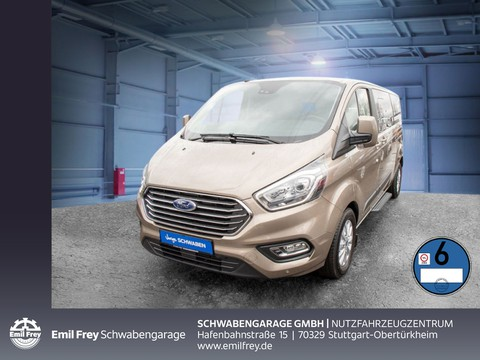 Ford Tourneo Custom L2 Autm Trend TOUCH