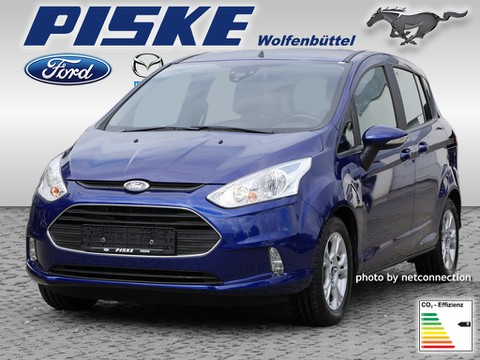 Ford B-Max 1.0 EcoBoost Edition Active-City-Stop