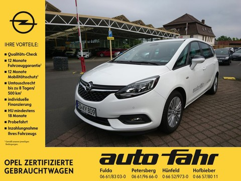 Opel Zafira ON Automatik Sitz &