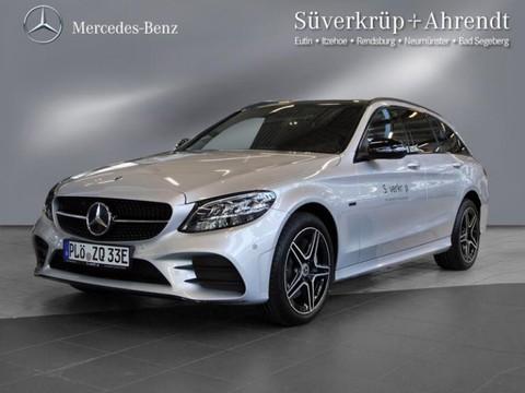 Mercedes-Benz C 300 de T AMG Night-Edition Distro