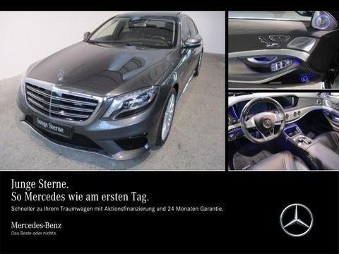 Mercedes S 65 AMG L PanoDach °