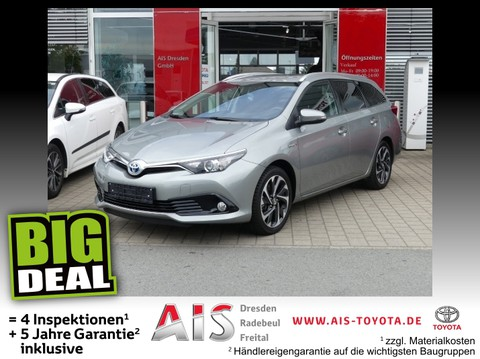 Toyota Auris Touring Sports 1.8 Hybrid Design Edition N