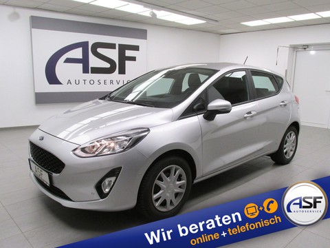 Ford Fiesta Cool & Connect # ##