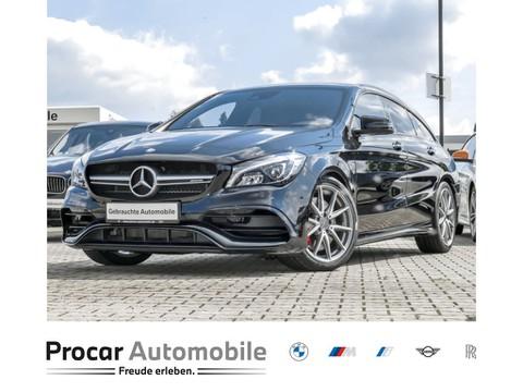 Mercedes-Benz CLA 45 AMG Shooting Brake undefined