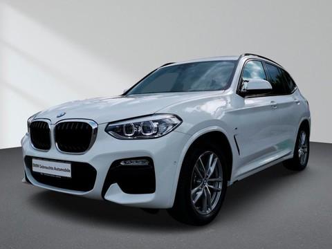 BMW X3 xDrive20d M SPORT Innovationsp Prof