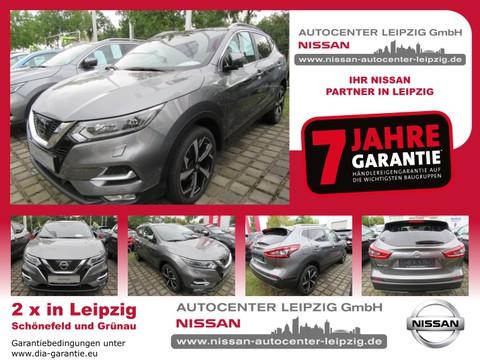 Nissan Qashqai 1.2 DIG-T Tekna 4Kameras beh FS