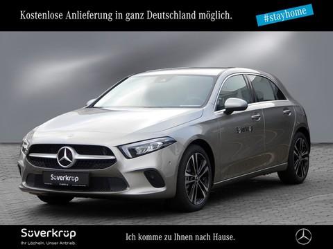Mercedes-Benz A 200 Progressive Edition19 Spur