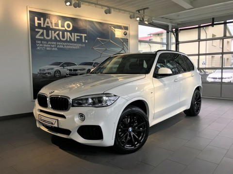 BMW X5 xDr 30d M SPORT KOM SPUR 20ZOLL