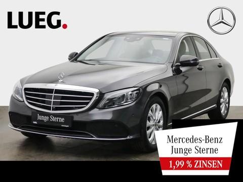 Mercedes-Benz C 160 Exclusive COM Mbeam Sitzkl °