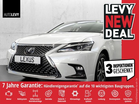 Lexus CT 200h Executive Line