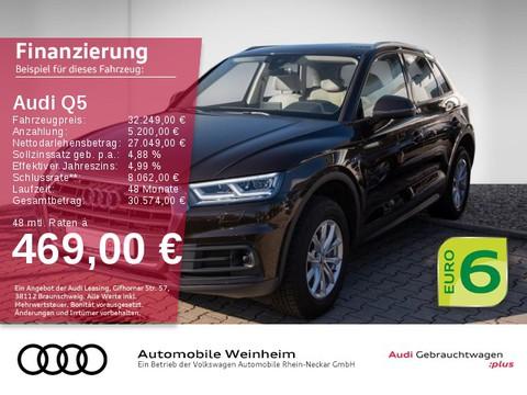 Audi Q5 2.0 TDI qu Automatik