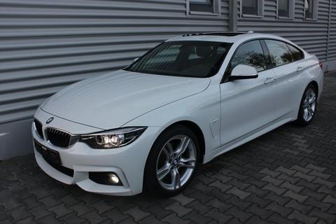 BMW 418 d Gran Coupé Automatik