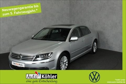 Volkswagen Phaeton TDi Glasschiebedach