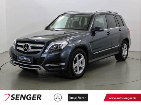 Mercedes GLK 220 Chrom-Paket