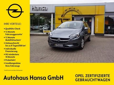 Opel Corsa 1.4 E Edition SZHZG