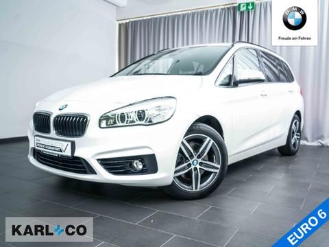 BMW 218 Gran Tourer dA Sport Line