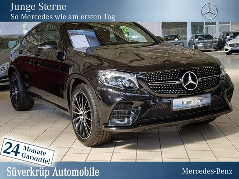 Mercedes GLC 250 Coupé AMG Line NIGHT