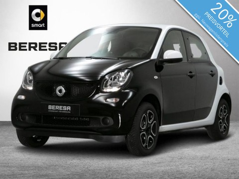 smart ForFour passion tridion white Coo