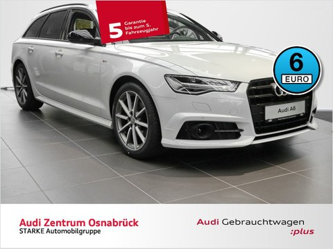 Audi A6 1.8 TFSI Avant S line Black Edition