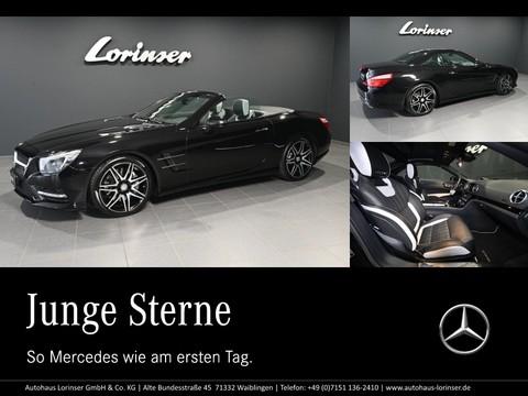 Mercedes-Benz SL 400 AMG 2 LOOK EDITION DISTRO SITZKLIMA