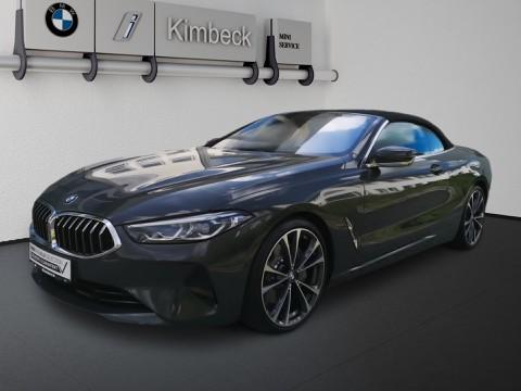 BMW 840 i Cabrio Laser Wärmepaket Bowers Wilkins