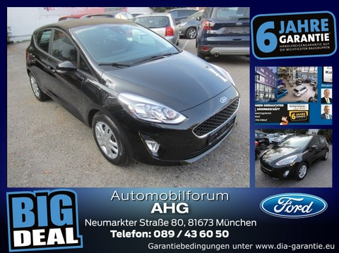 Ford Fiesta 1.1 Cool&Connect (EURO6d-) P