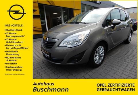 Opel Meriva 1.4 150 Jahreängerkupplung