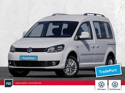 Volkswagen Caddy 1.6 TDI CUP