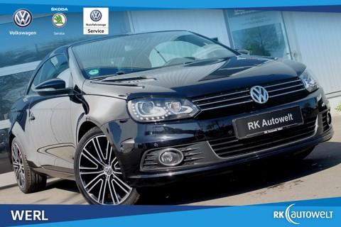 Volkswagen Eos 2.0 TDI Exclusive Fahrschulbedienung